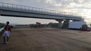 Pembangunan Konstruksi Tol Cibitung – Cilincing Capai 74 %