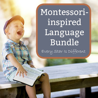 Montessori-inspired Language Bundle