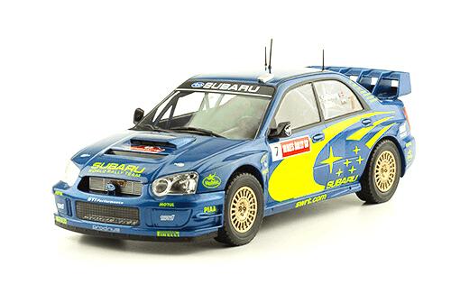 WRC collection 1:24 salvat españa, Subaru Impreza S9 WRC 1:24