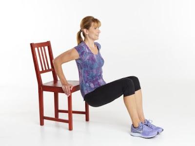 tập luyện để giảm cân