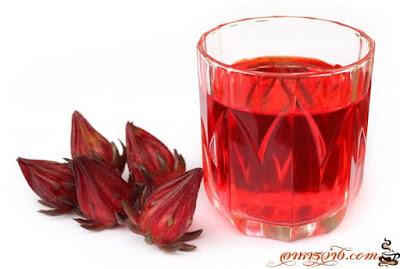 Tukang taman surabaya teh bunga Rosella ?