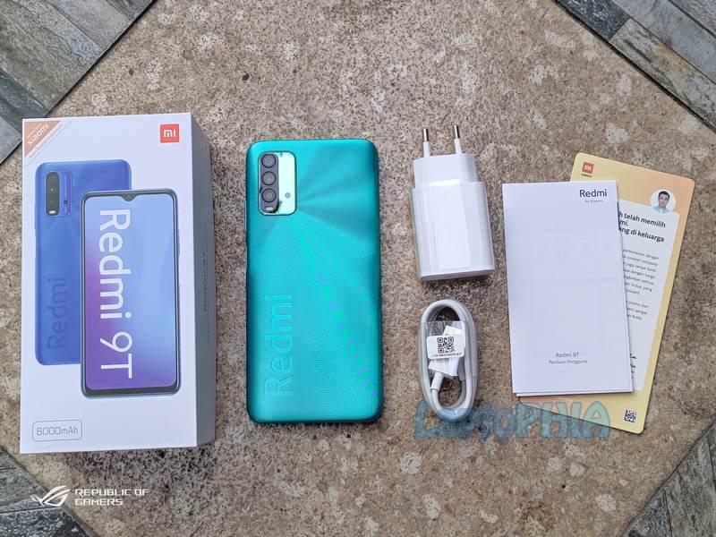 Paket Pembelian Xiaomi Redmi 9T