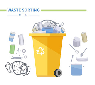 scrap metal recycling company in dubai
