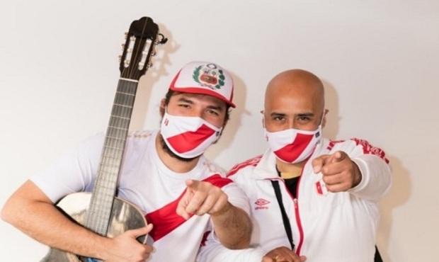 Escucha aquí la canción oficial de la selección peruana