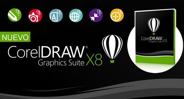Free Download CorelDraw Graphics Suite X8 Full Version