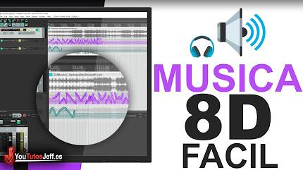 Como Hacer Música 8D - Fácil y Rápido