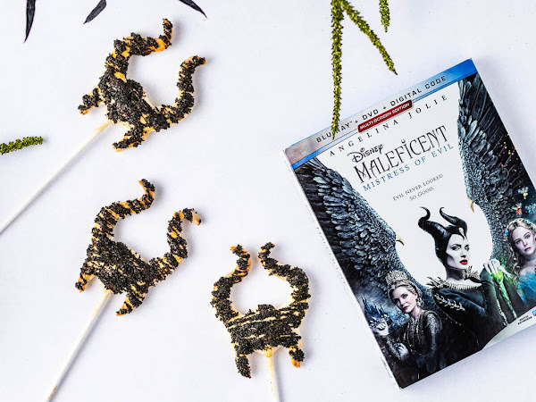 MALEFICENT: MISTRESS OF EVIL NOW AVAILABLE ON DISNEY BLU-RAY & 4K