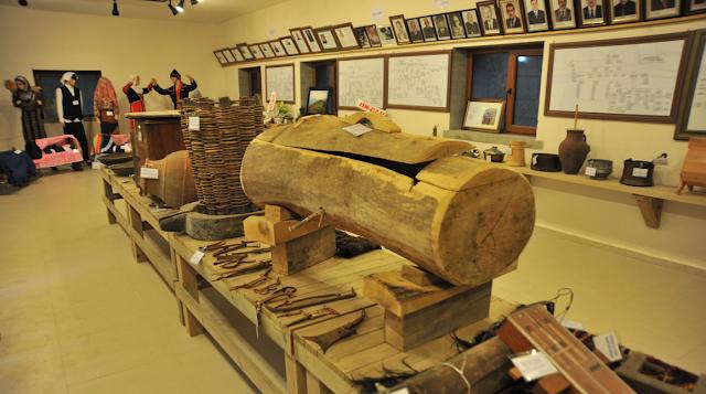 Dikyamaç Müzesi