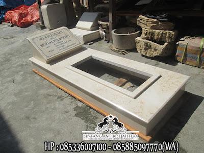 Harga Makam Marmer, Jual Kijing Makam Marmer, Makam Batu Marmer