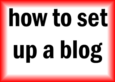 Tell us important tips on how to start blogging? What to do?