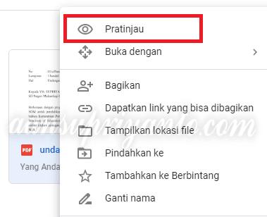 Menyisipkan Dokumen PDF dalam Postingan Blog