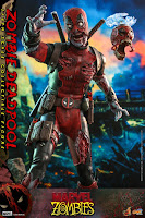 Hot Toys - Marvel Zombie - Zombie Deadpool collectible figure