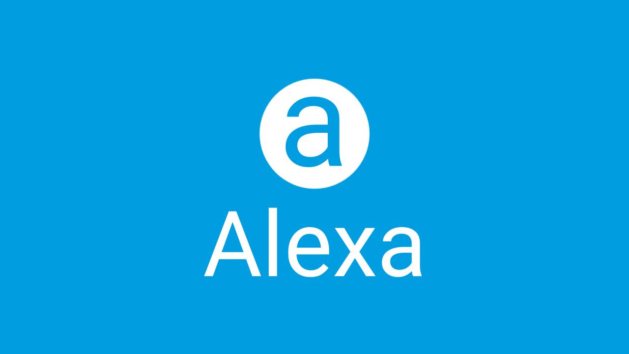Cara Menambahkan Ekstensi Alexa di Toolbar Google Chrome
