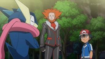 Pokemon Capitulo 36 Temporada 19 Pasión En La Liga Kalos Y El Origen De Flare