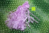 ausgepackt: 50pcs Wedding Candy Boxes Butterfly Laser Cut Kartonage Schachtel Bonboniere Geschenkbox Hochzeit (Purple)