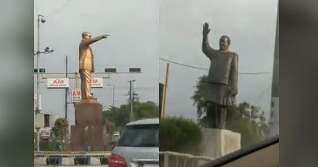 यहां मूर्तियां भी देती हैं सवालों का जवाब, वायरल हुआ मजेदार वीडियो