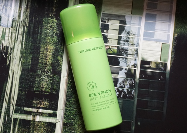 Nature Republic Bee Venom Mist Essence (bellanoirbeauty.com)