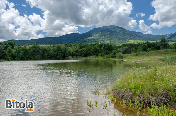 Bratindol Lake near #Bitola city, #Macedonia