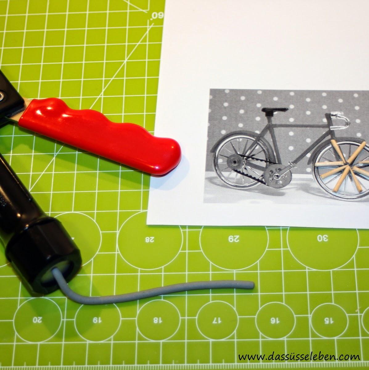 Rezept Geburtstagstorte Mit Fahrrad Das Susse Leben