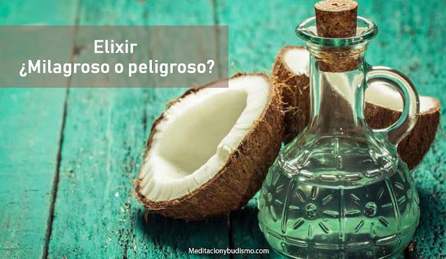Aceite de coco ¿elixir milagroso o peligroso?
