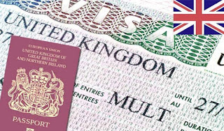 UK Visa Lottery Online Application Form and Requirements