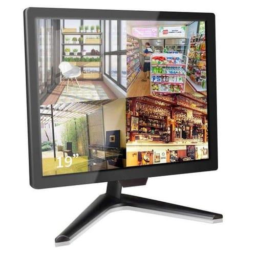 Cocar 19 inch CCTV Security Surveillance Monitor