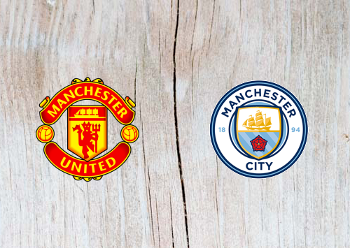 Manchester United vs Manchester City Full Match & Highlights 24 April 2019