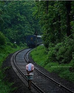 nilambur railway station