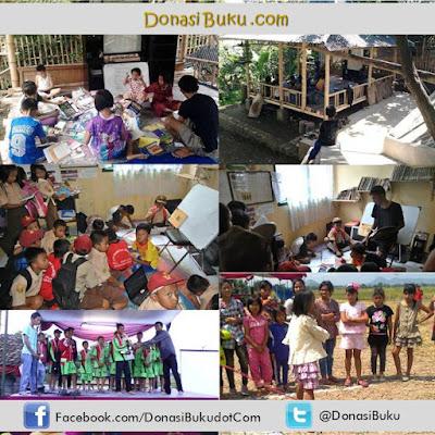 Donasi Buku