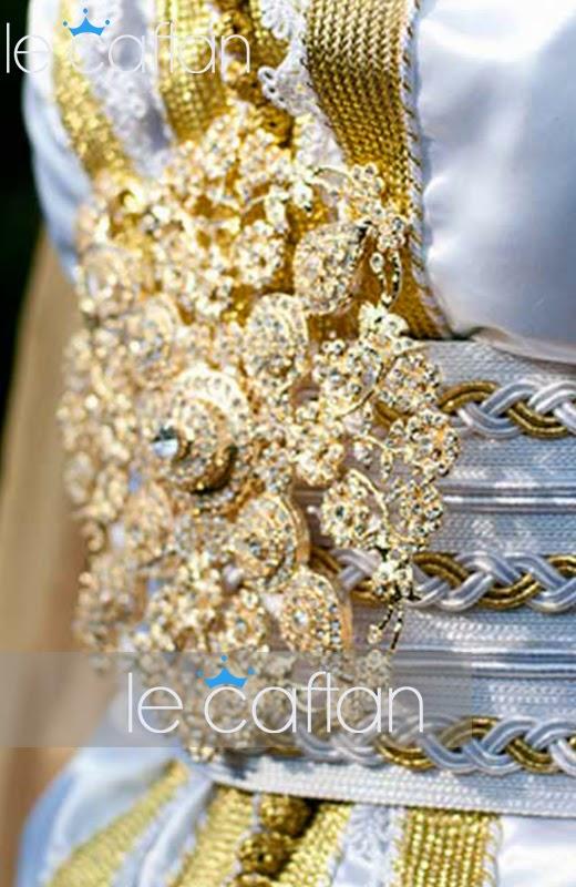parure caftan mariage 2015 collection bijoux accessoires takchita marocain pas cher le. Black Bedroom Furniture Sets. Home Design Ideas