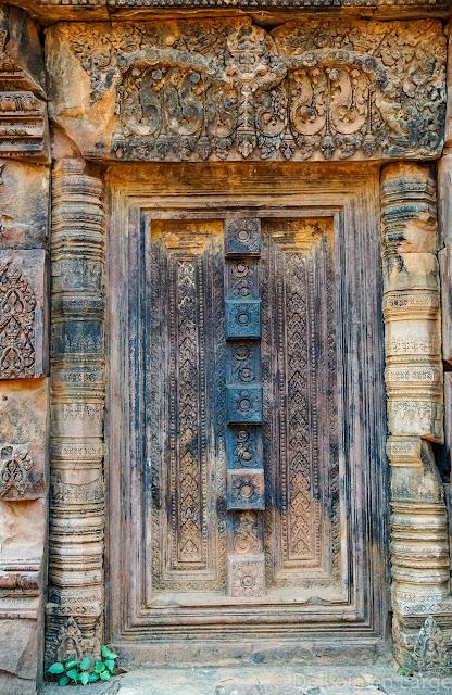 Banteay Srei - Cambodge