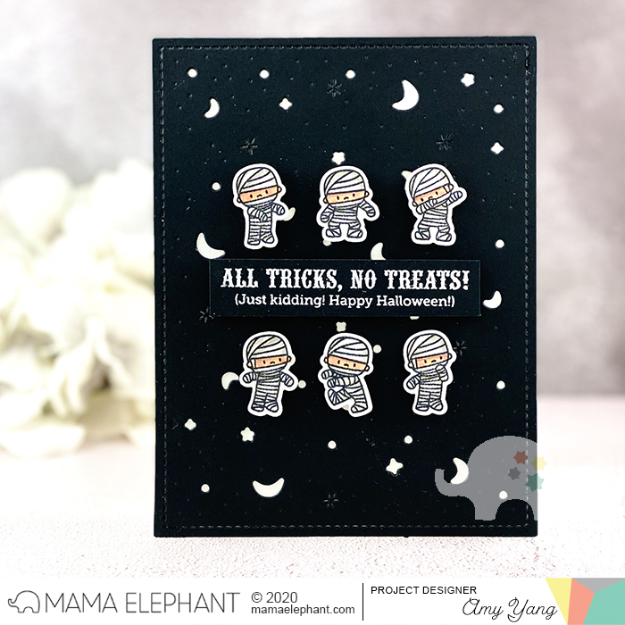 mama elephant | design blog: STAMP HIGHLIGHT : Little Mummy Agenda