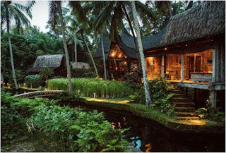 All About Bali Village in Bambu Indah