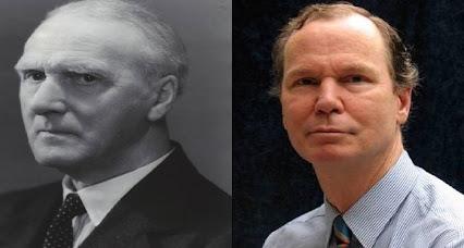 Sir Arthur Keith and Dr. Frank Salter