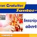 Curso gratuito de Produção de Eventos em Santos