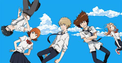 Digimon Adventure tri es un éxito en Japon