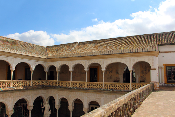 1. Stock Casa de Pilatos in Sevilla