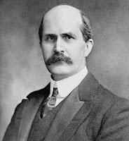William Henry Bragg, discoverer of the Bragg peak.