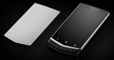 After the root Ti to run Android launched before this yr  Introducing novel Vertu Constellation runs Android, to a greater extent than than 6000 USD price