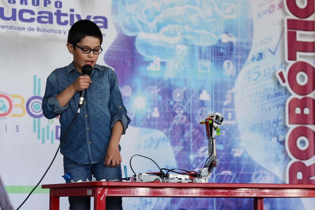 cursos de robotica para padres e hijos