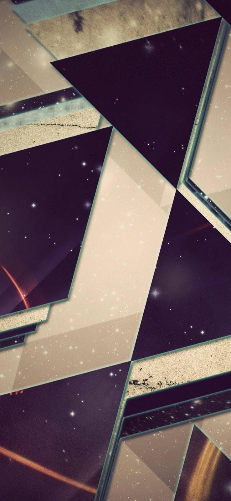 triangoli di luce