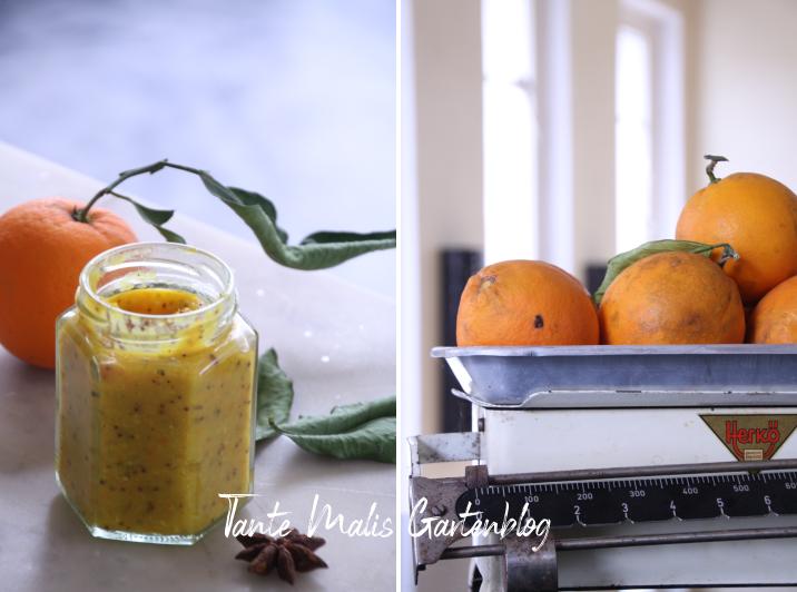 Orangensenf selber machen
