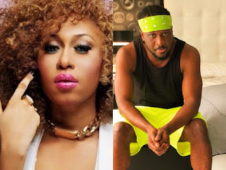 Cynthia Morgan Blasts Paul Okoye