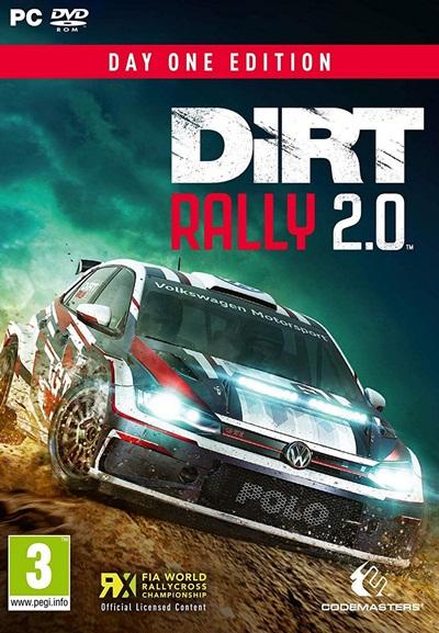 โหลดเกมส์ DiRT Rally 2.0