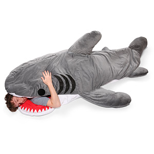 new style 7f59f 79e97 Get Eaten Alive While You Sleep: The Chumbuddy Shark ...