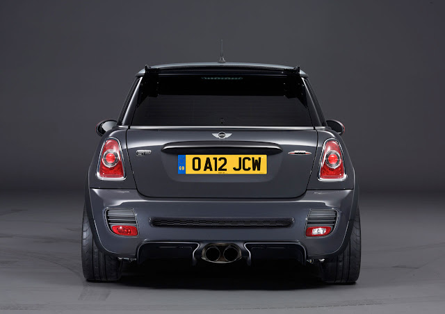 MINI John Cooper Works GP back