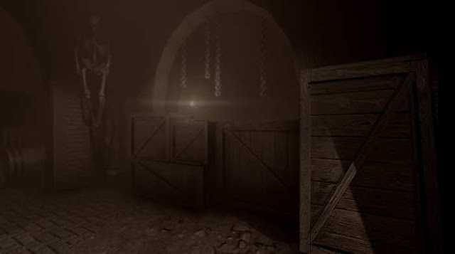My Bones Remastered is a depressing horror story about a man who comes to life in a dark cold grave where his family is nearby.