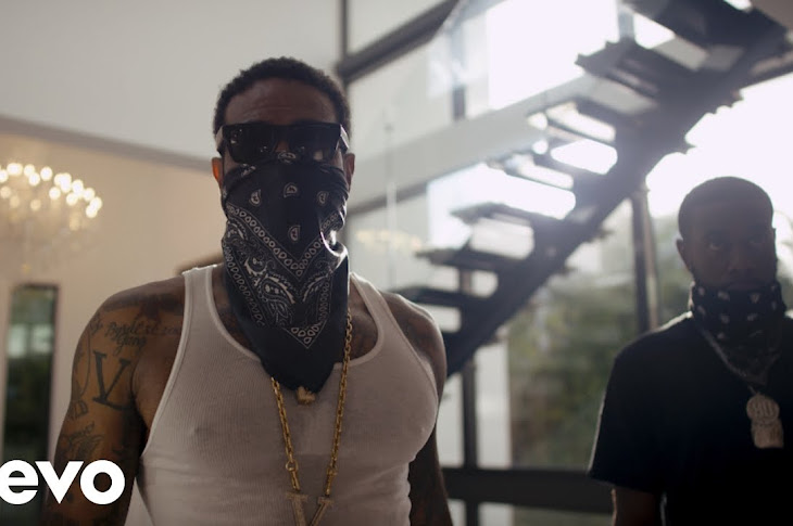 Watch: Jim Jones - Love Of The Hustle Featuring Trav
