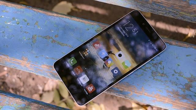 популярний бюджетний смартфон Xiaomi Redmi Note 2 16Gb