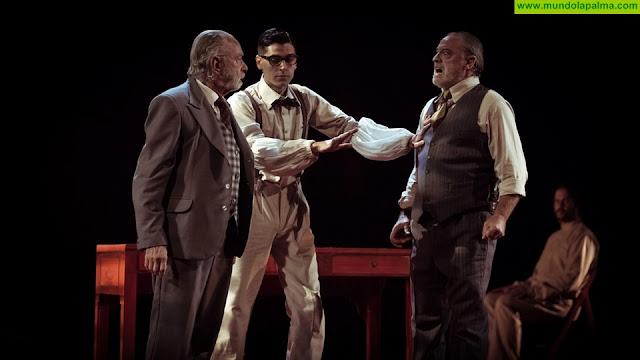 El Teatro Circo de Marte acoge el estreno de 'La sombra de don Alonso' una obra sobre el estallido de la Guerra Civil en La Palma
